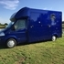 3.9 ton horsebox in build with living get in touch today to personalise this lorry to your specification