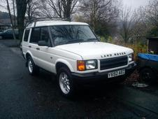Land Rover Discovery v8i, White, 2001, Land Rover, Discovery, Whi...