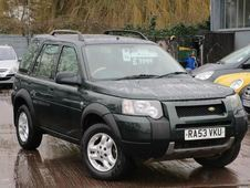 Land Rover Freelander 2. 0td4 Se 5dr 4wd Cream Leather/suede+park...