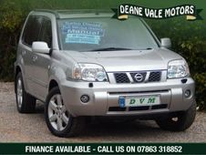 Nissan X-trail 2. 2 dci 136 Aventura 5dr, Silver, 2007, 101000. ....