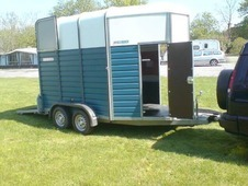 2004 Wessex Olympian Horse Trailer