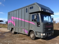 W reg ford iveco 4 horse