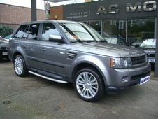 Land Rover Range Rover Sport 3. 0td Hse 5dr 4wd C/shift. . . Musw...