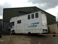Ford Cargo Equiline Coach built 7. 5t with living