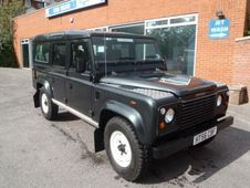 Land Rover Defender Defender 110 Station Wagon td5 County 9 . . ....