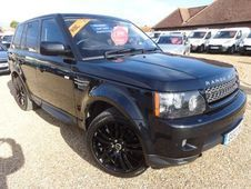 Land Rover Range Rover Sdv6 Hse Competitive Finance Arranged, Bla...