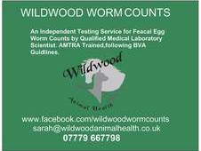 Wildwod Worm Counts
