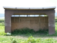 Horse Field Shelter