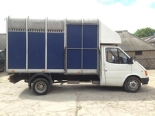 3. 5t Ford Transit LWB/Ifor Williams Horsebox