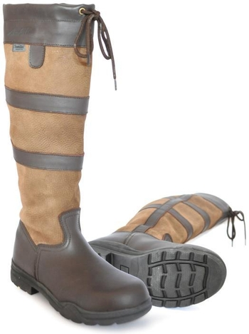 Mark Todd - Tall Country Boots- Wide Fit