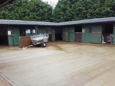 Livery yard/ competition yard for sale,Peterborough