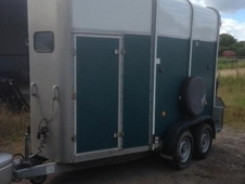 Ifor williams 505R trailer