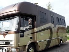 STUNNING IVECO 75E15 HORSEBOX FOR SALE