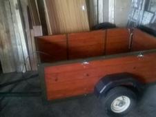 3x5 trailer like new £140