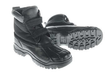 Dublin - Yardmaster Touch Tape Boots - Black