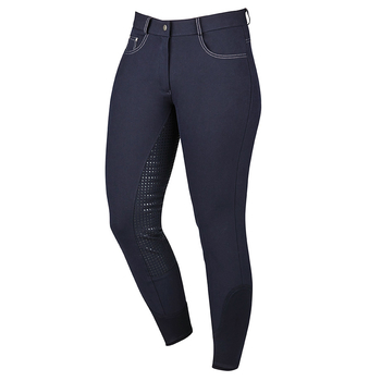 Dublin - Jet Full Seat Breeches