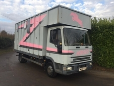 M Reg Iveco 75E15 3 Stall With Living for sale £4, 495
