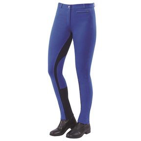 Dublin - Supa-Fit Euro Seat Pull On Knee Patch Children's Jodhpurs