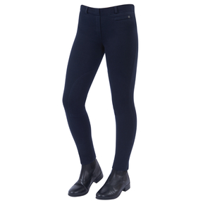 Dublin - Supa-Fit Pull On Knee Patch Children's Jodhpurs