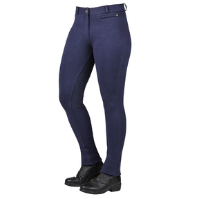Dublin - Supa-Fit Zip Up Gel Full Seat Jodhpurs