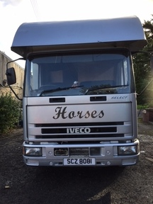 FOR SALE 7.5 TON IVECO