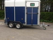 Ifor Williams 401 mare and foal trailer