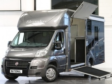 Alexanders Grand National 3. 5T 2 stall 2012 build no VAT