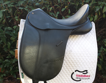 Isabel Werth BAtes Dressage Saddle CAIR