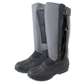 Woof Wear - Laced Long Yard Boots - UK Sizes 6, 7 & 8