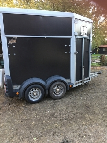 Ifor Williams Hb506 reg 2014