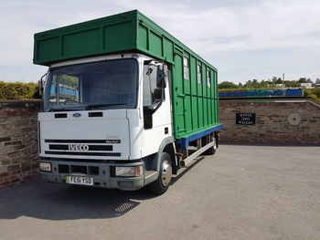 51 plate iveco hunting box