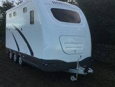 Equi-Trek Multi-Trek trailer