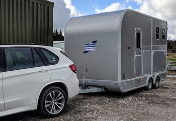 Ifor Williams Eventa Trailer Medium Gold