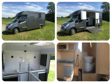 New 2017 build Owens Twilight 4. 5 ton horsebox with luxury livin...