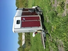 Ifor Williams 401 Single Horse Trailer