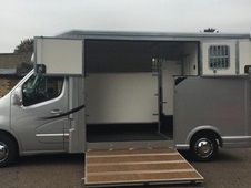 62/reg movano, brand new 2 horsebox