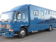 1998 Volvo FL10 Professional horse transporter. Stalled for 6 wit...