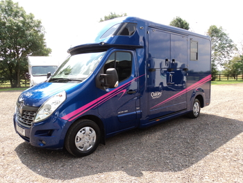 Low mileage Oakley Supersport on a Renault Master 2017