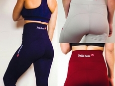 Bella Rose Equestrian Leggings