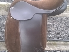 "16"" Native Pony Tamar Saddle"