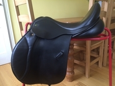 "17. 5"" W IDEAL 1650 GP SADDLE"
