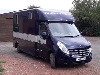 3.5t Marlborough Hunter Horsebox