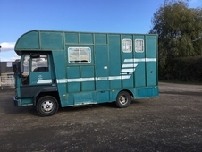 7. 5 tonne Ford Iveco 0813