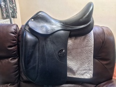 Vega Amerigo Dressage Saddle