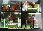 Dream easy ride. Top Young Rider / Children on Horses / Amateur Showjumper