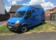 3.5T Horsebox Renault Master New Conversion