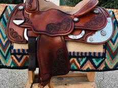 BOBS Reining Saddle ***GORGEOUS!***