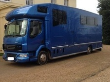 DAF Luxury Kevin Parker HGV Horsebox 12 tonne for sale