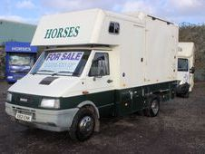 6. 5t 2 stall Iveco
