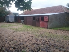 stables and grazing